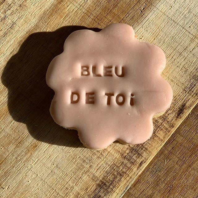 Complètement bleu de toi @ideal_dersh ❤️