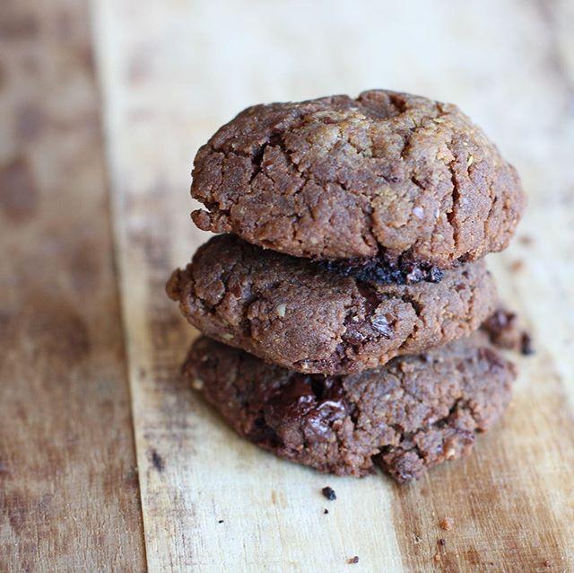 Cookies 🍪 sans gluten, sans lactose et