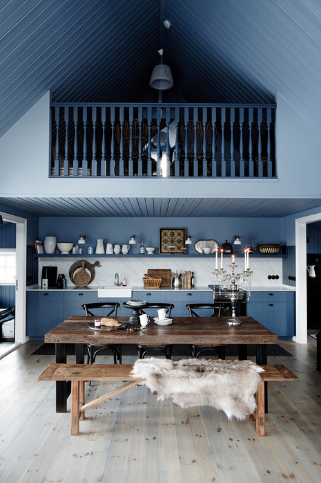 COUNTRY LIVING MODERN RUSTIC
