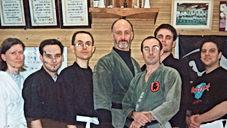 Bujinkan Kokusai Dojo 2001 Tsurahashi Os