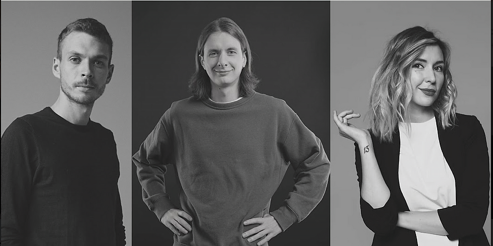Стендап-концерт Алексей Квашонкин, Ярослава Тринадцатко и Дима Гаврилов.