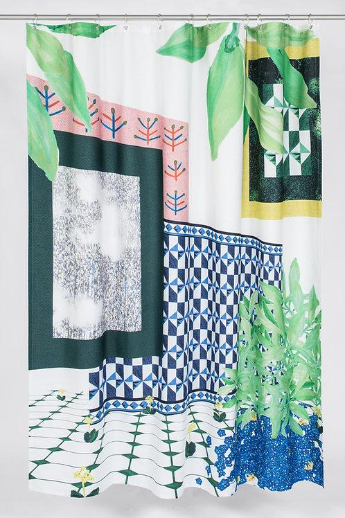 shower curtain SUMMA
