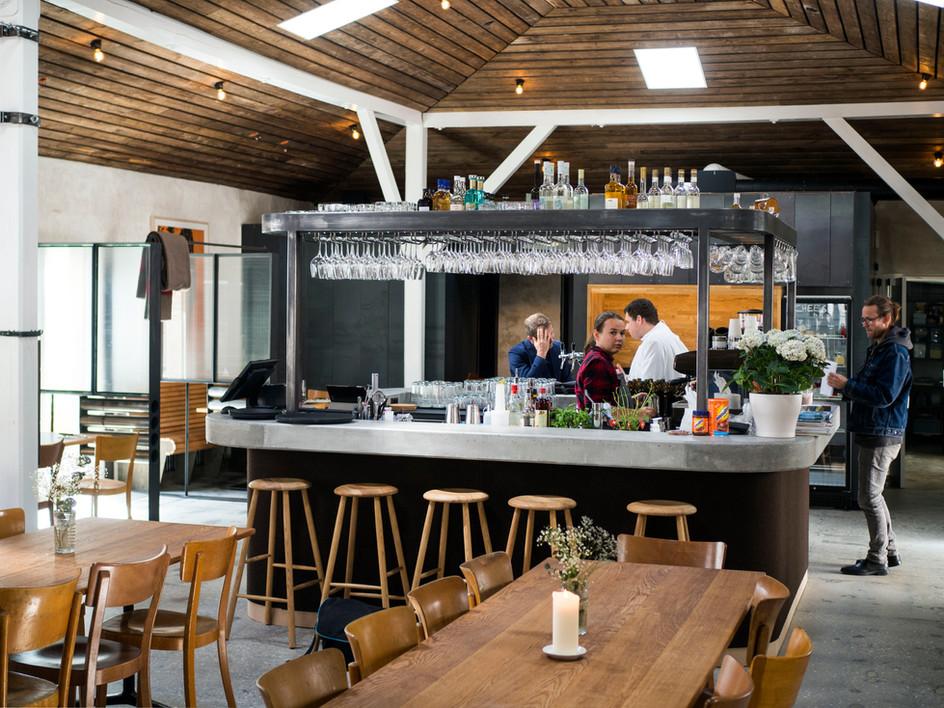 Interieur Restaurant Kanton 27