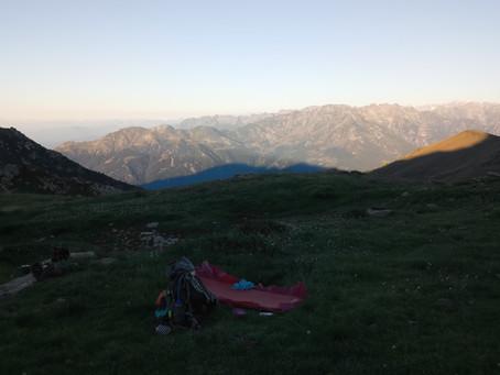 Alpen Traverse