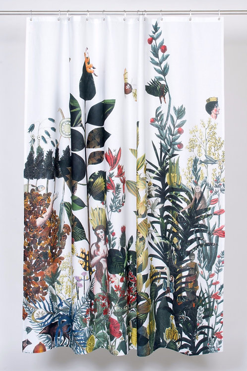 shower curtain GARTEN EDEN