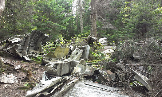 1943_Saint-Donat_B-24D_Liberator_crash_s