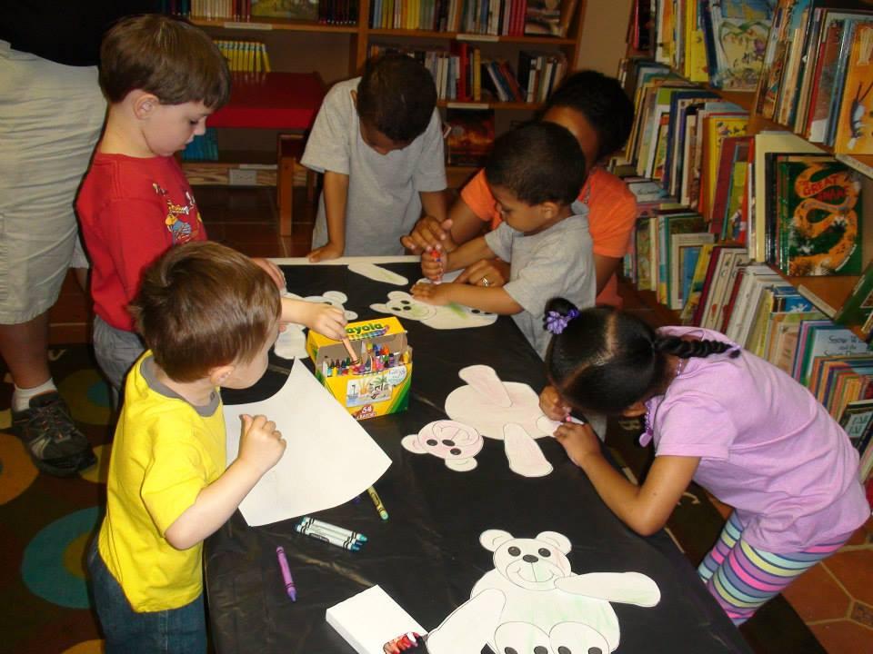 Preschool Book Clubbers