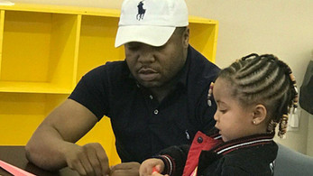Father and daughter book club