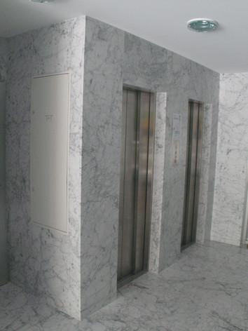 Revêtement vertical en pierre naturelle