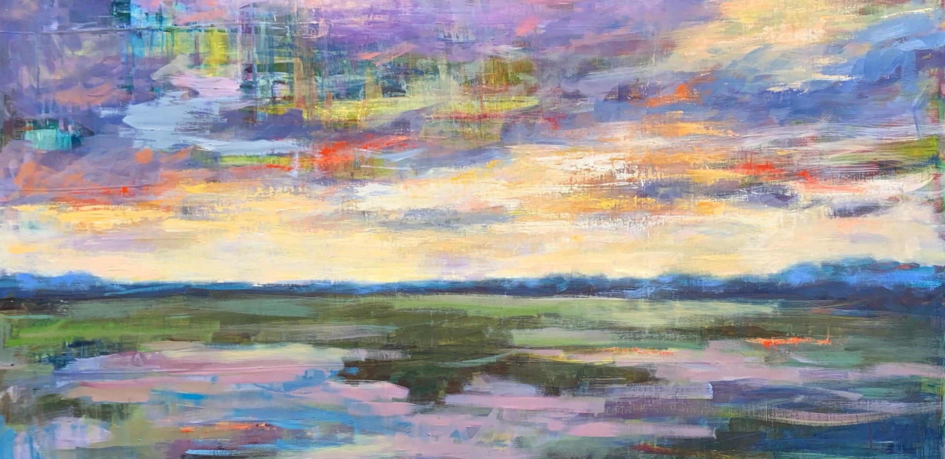 Marsh Atmosphere