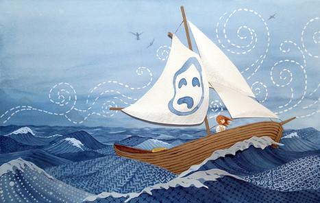 Indigo Sets Sail