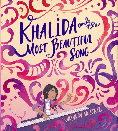 Cover, Khalida and the Most Beautiful Song