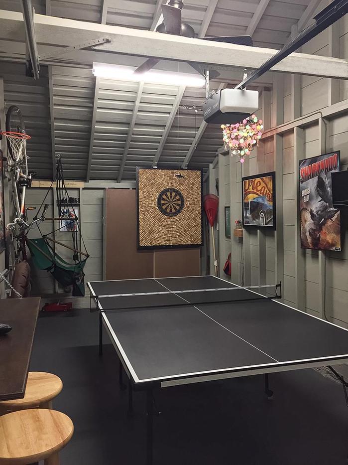 Garage Storage After
