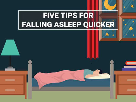 The 5 Cs for falling asleep quicker - in a fast paced city like Singapore