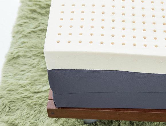 SymFoni All-Natural Latex Mattress Topper