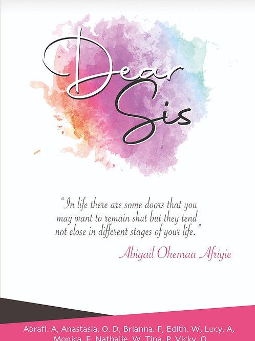 Dear Sis Book