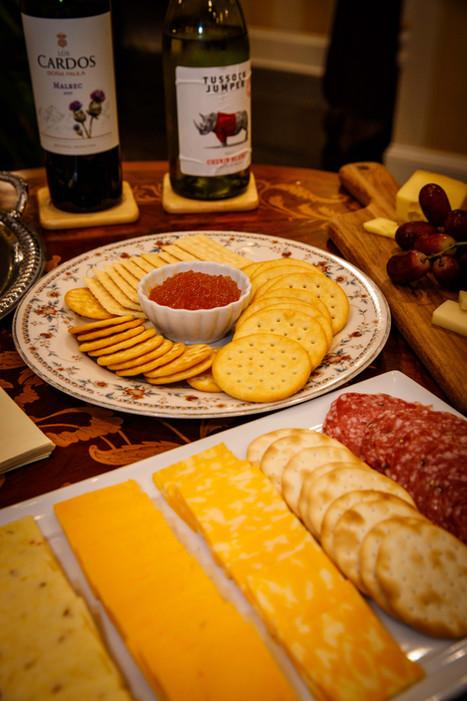 Wine reception