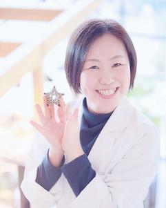 今日の#笑顔美人 手に持っている星は、なんでしょう?  ーーー  過日