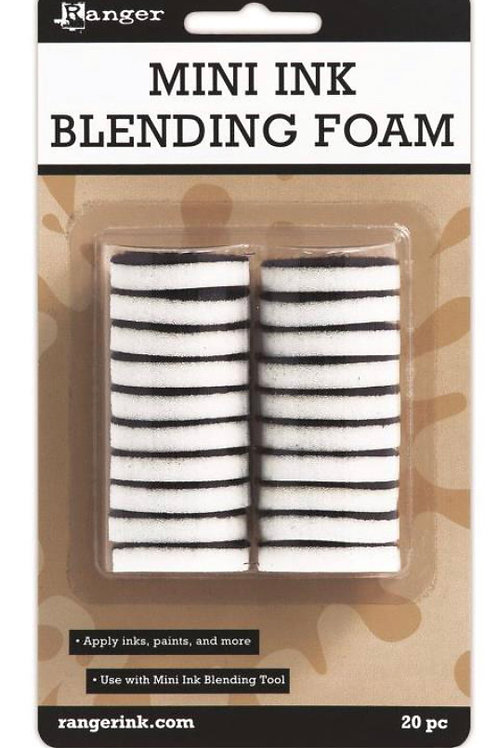 MINI INK BLENDING FOAMS 20PK