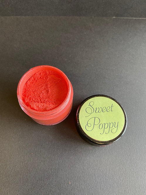 SWEET POPPY MICA POWDER - FIREY FUSION