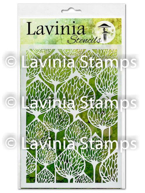 Pods Stencil by Lavinia
