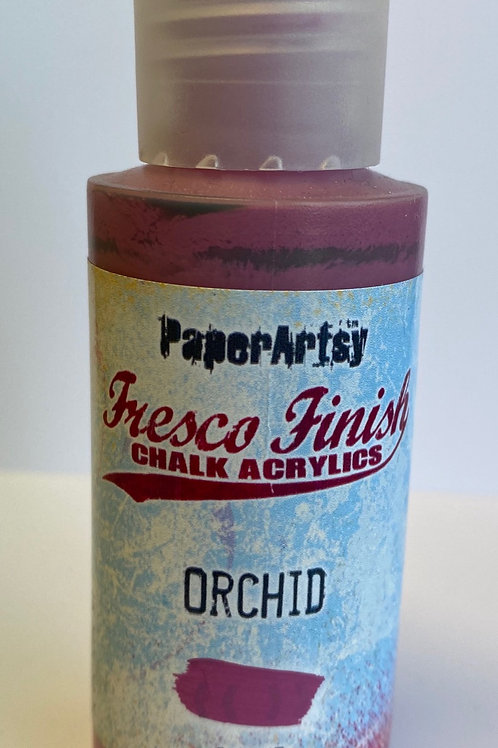 Orchid Paint by PaperArtsy