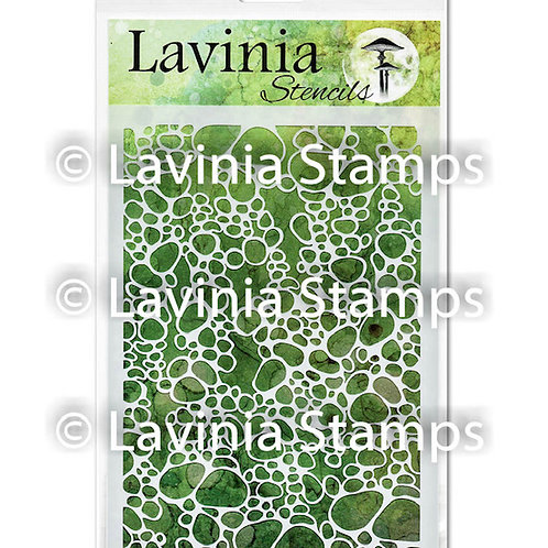 Pebble Stencil by Lavinia
