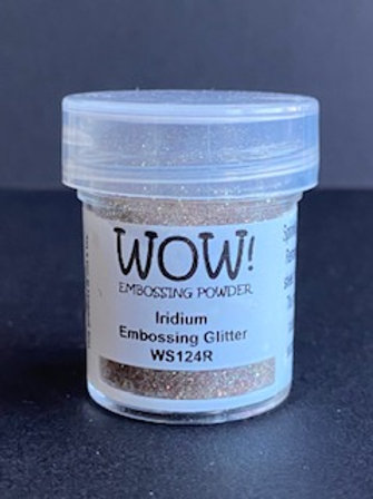 Embossing Glitter - Iridium