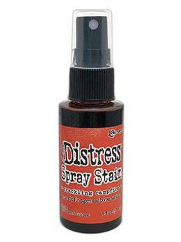 Crackling Campfire Distress Spray Stain