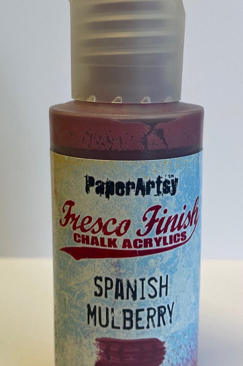Spanish Mulberry Paint by PaperArtsy