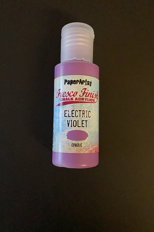 Electric Violet Paint by PaperArtsy