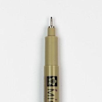 04 Pigma Micron Fineline Pen  0.40 mm Black