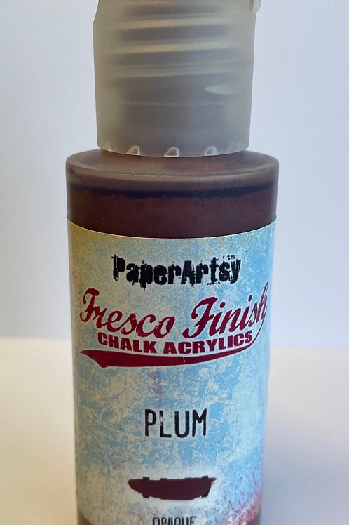Plum Paint by PaperArtsy