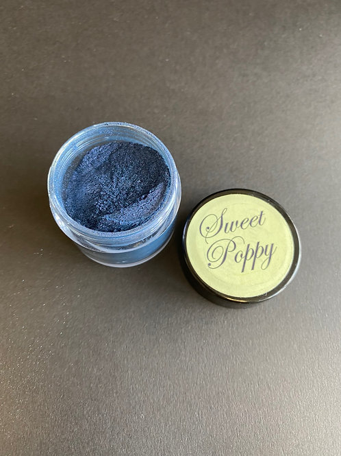NAVY BLUE SWEET POPPY MICA POWDER -