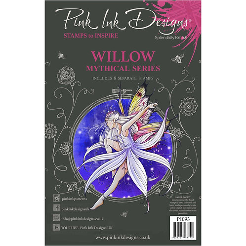 Willow Stamp Set by Pink Ink