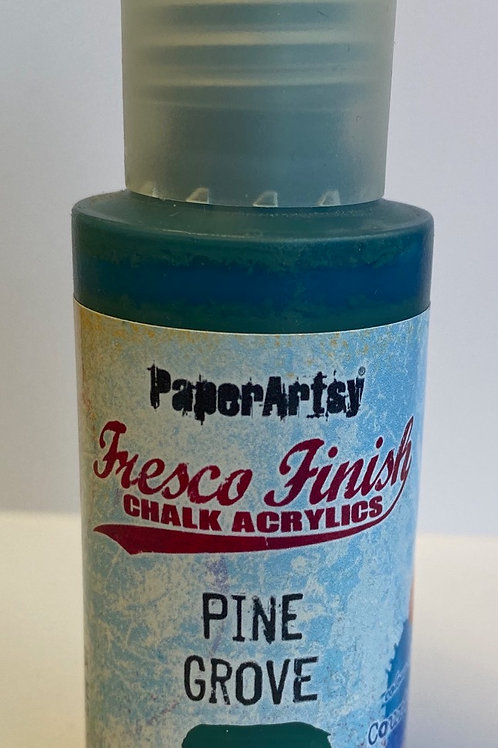 Pine Grove Paint by PaperArtsy