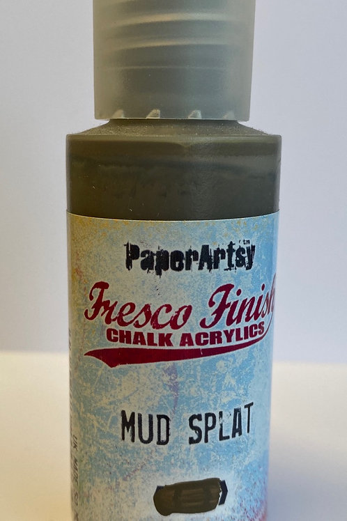 Mud Splat Paint by PaperArtsy