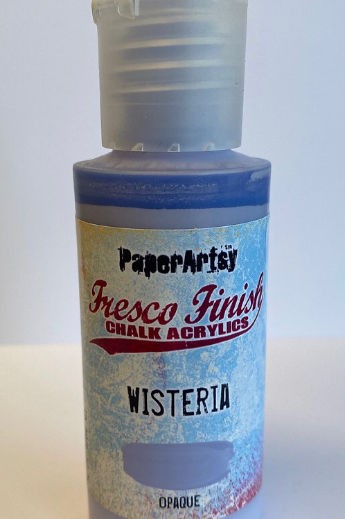 Wisteria Paint by PaperArtsy
