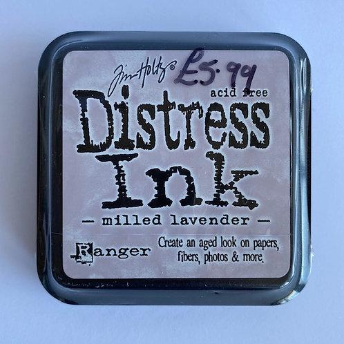 DISTRESS INK MILLED LAVENDER