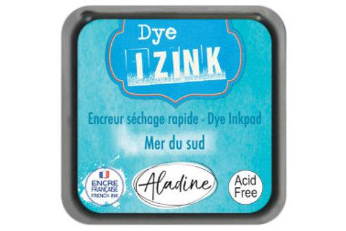 South Sea Blue - Mer Du Sud Izink Dye Ink