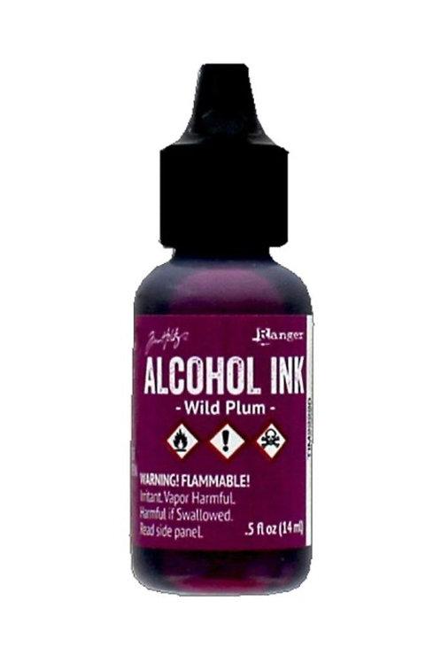 ALCOHOL INK - WILD PLUM