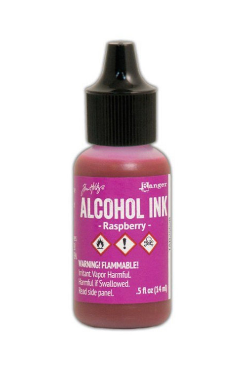 ALCOHOL INK - RASPBERRY