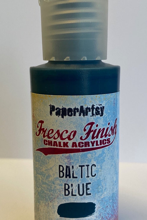 Baltic Blue Paint by PaperArtsy