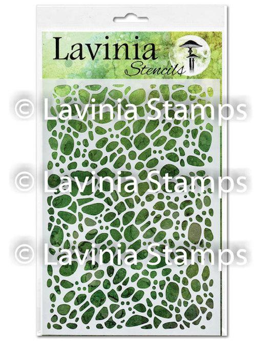 NEW LAVINIA STONE STENCIL