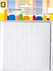 3D Foam Pads 2mm Thickness
