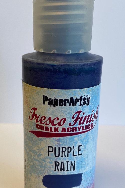 Purple Rain Paint by PaperArtsy