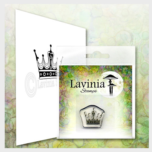 Mini Crown Stamp by Lavinia