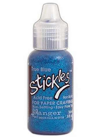 STICKLES - TRUE BLUE