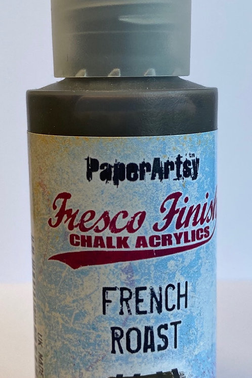 French Roast Paint by PaperArtsy