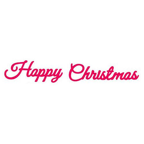 Happy Christmas Die by Presscut
